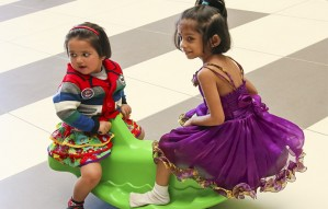 Toy Mahal - A perfect growth for the kids!