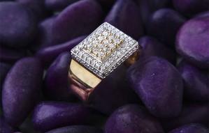 Raj Rajeshwari - This time it's for the men & diamonds!