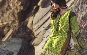 Azah Creations' latest Pakistani designs' exhibition