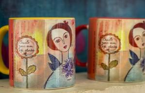 Cheery Mugs by Artrex