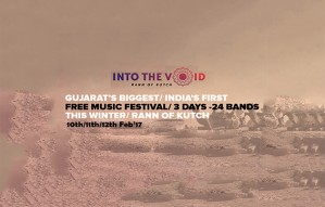 GET SET for INDIA'S FIRST FREE MUSIC FESTIVAL| Into The Void