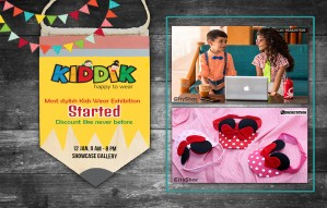 Great discounts like never before on KIDDIK | starts today!