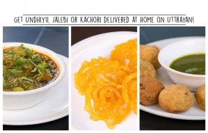 ALL FRESH-Undhiyu,Jalebi,Kachori delivered @home on Uttrayan