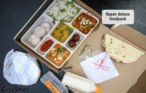 Packed lunches & dinner starting from Rs. 70 | AHMEDABAD-15!