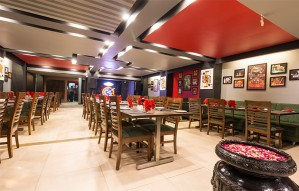 LAS VEGAS Ahmedabad- a restaurant where only joy exists!