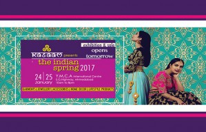 RASAAM's amazing INDIAN SPRING EDITION'17 opens tomorrow!