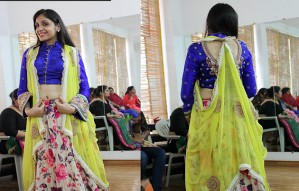 Makeup, Hairstyle, Saree & Dupatta Draping workshop|FINESSE