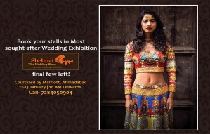 c8196eed445c Book your Stalls in Shehnai- The Luxurious Wedding Show!
