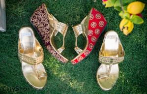 Fashion & Wedding Footwear at Margarita