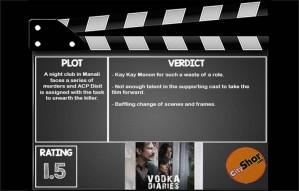Movie Review- Vodka Diaries