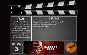 Movie Review: Darkest Hour