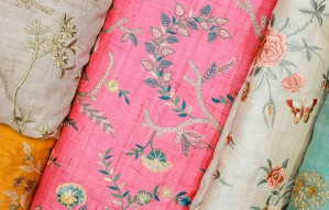 All new range of Fabrics at Arpit Silk India!