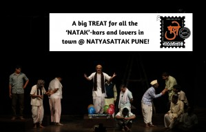 Book the dates for best plays to be showcased at Natyasattak