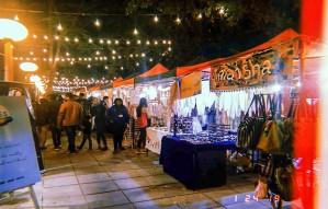 Shop eat celebrate inside IIM | Hues Flea by Chaos