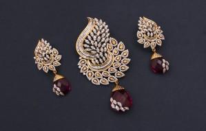 Exquisite Diamond Jewellery by Raj Rajeshwari