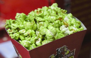 Savour Gourmet Popcorn at Mr. Popcorn
