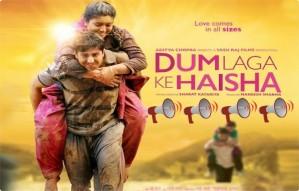 Dum Laga ke Haisha: Movie Review