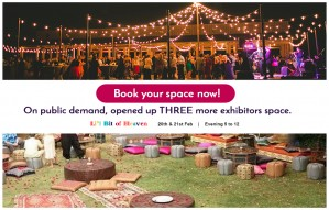 Book Your Stall at Lil Bit of Heaven