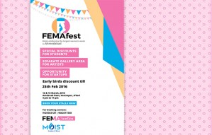 Showcase your products at The FEMA FEST