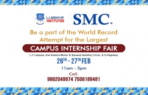 SMC Presents a CAMPUS INTERNSHIP FAIR