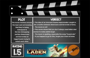 Movie Review - Tere Bin Laden: Dead or Alive
