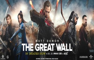 Movie Review: The Great Wall