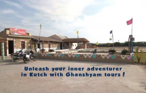 Unleash your inner adventurer in Kutch with Ghanshyam tours!
