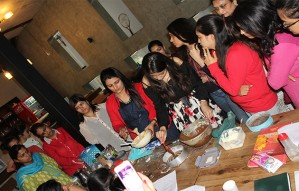 FINESSE is back with an inimitable healthy baking workshop!
