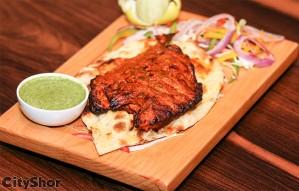 Succulent meat & fish delicacies at the amazing LAS VEGAS!