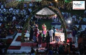 The Perfect Destination Wedding at Malhaar Exotica