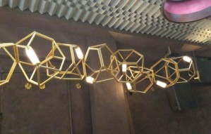 Have a Majestic Meal Under Kinetic Ceiling at Pa Pa Ya!