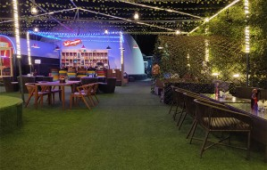 Most trending party place of Ahmedabad- Haveli bistro