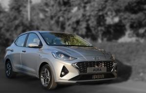 Size-Price of Hatchback | Power of a sedan- Hyundai Aura