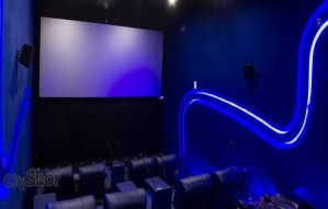 Screen N Spice - Class apart movies & dining option