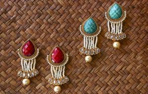 Ivy Aura's bangles exhibition