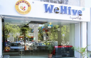 WeHive - Beyond Cafe!