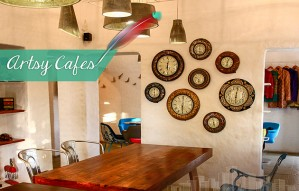 5 Designer cafes that will make you loose track of time!