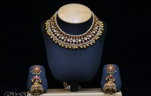 NEEPA HIREN JEWELS exhibits at REFLECTION - The Display Space