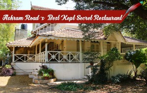 Ashram Road's best kept secret Restaurant - DEVARSH