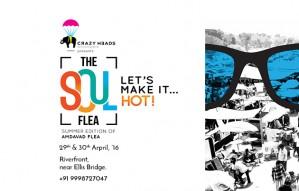 THE SOUL FLEA - Summer Edition of Amdavad Flea