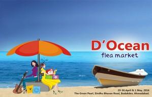 Participate in D'OCEAN - Flea Market