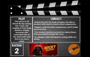 Movie Review - ROCKY HANDSOME
