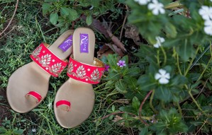 Customized footwear for the bold and glamorous