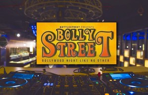 Groove all night at BOTTLE STREET's Bolly Street tonight!