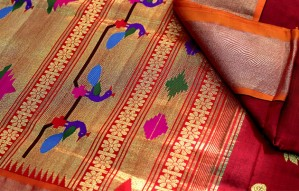 Craftroots brings a special showcase of Paithani sarees!