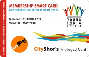 CityShor's Privileged Card with YIFC