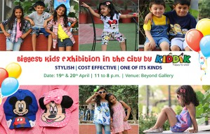 KIDDIK is set with their all new Summer Collection for your kids