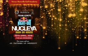 Get set for NUCLEYA: Live in Ahmedabad