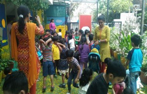 Shanti's HOPSKOTCH brings forth The Kids Carnival
