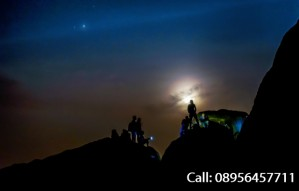 Special summer night trek to Hadsar fort!